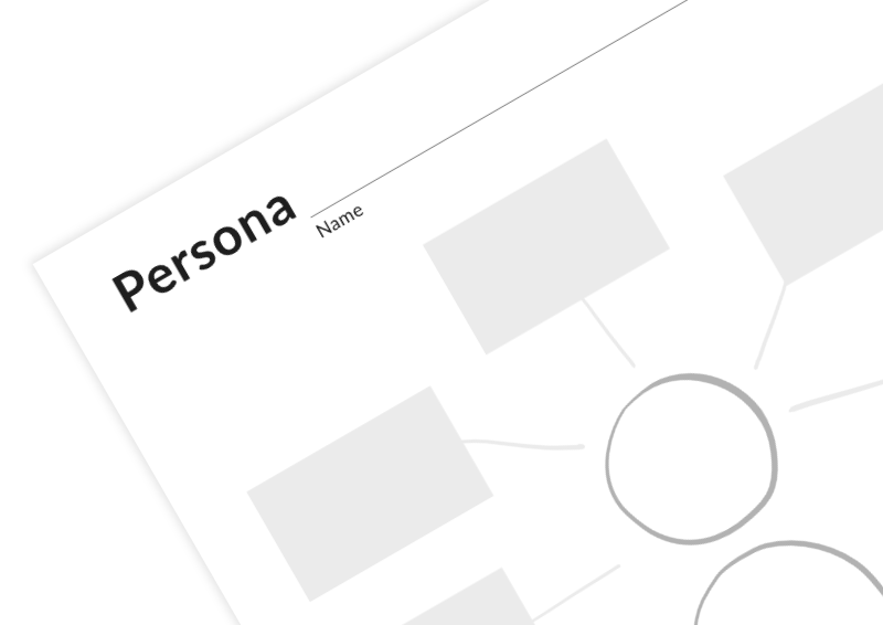 Persona Template on innovationcat